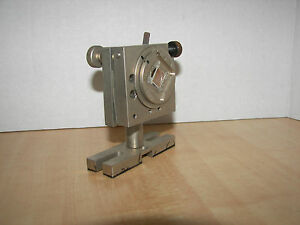 Newport Optical Mirror Mount N2 1 Laser Optic Thorlab Nrc Spectra Physics