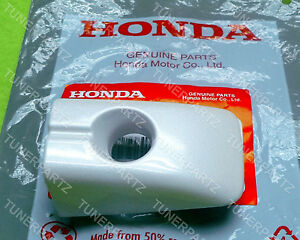 Genuine 2004 2008 Acura Tl Left Front Driver White Pearl Door Handle Cover Cap