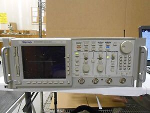 Tektronix Tds 684c Color Four Channel Digital Real time Oscilloscope