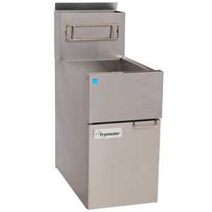 Frymaster Esg35t Gas Value High efficiency 35 Lb Full Pot Fryer
