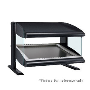 Hatco Hzms 36 Heated Multi product Slanted Display Merchandiser