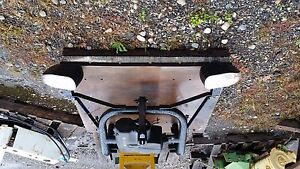 Meyer Snow Plow Lift Pump Frame With E57 Meyers Ez Classic Full Size 11255 46100