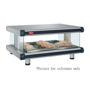 Hatco Gr2sdh 48 Free standing Multi product Designer Horizontal Display Warmer