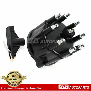 New Ignition Distributor Cap For 92 03 Dodge Ram Jeep Grand Cherokee 5 2l 5 9l