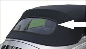 Rear Window Glass Without Defroster 1964 Early 1975 Vw Beetle Convertibles