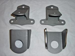 1928 1932 Ford Model A W Small Block Chevy Engine Sbc Motor Mounts Brackets