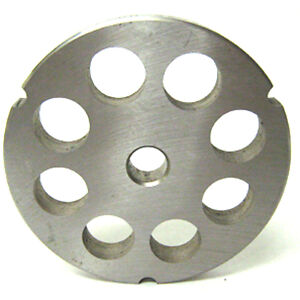 32 Meat Grinder Plate With 3 4 Holes