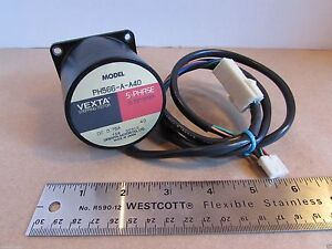 Oriental Motor Vexta 5 Phase Stepping Motor Ph566 a a40