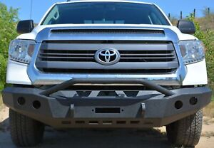 Orworks 3 Piece Modular Front Bumper For 2014 2020 Toyota Tundra