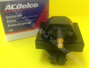General Motors New Acdelco Ignition Coil Premium Quality