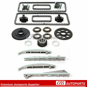 Timing Chain Kit For 03 05 Lincoln Aviator Ford Mustang 4 6l Dohc 32v Intech