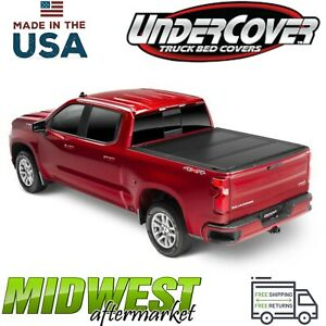 Undercover Ultra Flex Bed Cover 2014 2019 Chevy Silverado Gmc Sierra 6 5 Bed