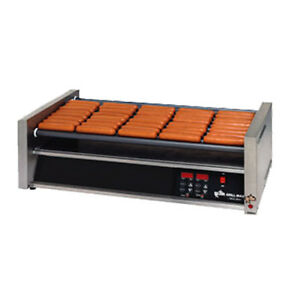 Star 50ste 50 Hot Dog Capacity Hot Dog Grill