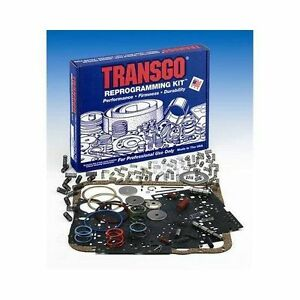 Transgo Shift Kit Automatic Type Includes 500 Boost Valve Gm 4l60e 4l60e Hd2