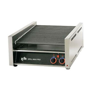 Star 30sc 30 Hot Dog Capacity Hot Dog Grill