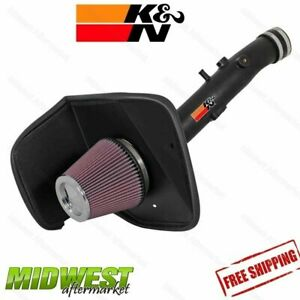 K n Cold Air Intake Performance Kit For 2005 2006 Toyota Tundra 4 0l