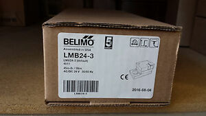 Belimo Actuator Lmb24 3 New In The Box New Date Codes