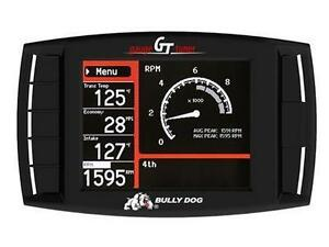 Bully Dog 40417 Platinum Gt Gas Tuner And Gauge