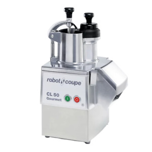 Robot Coupe Cl50 Gourmet Vegetable Slicer Food Processor