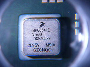 Freescale Mpc8541evtajd Powerpc E500 Microprocessor Ic 1 Core 32 bit 533mhz