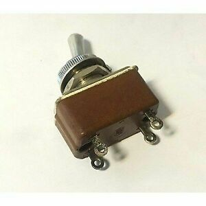 2 Way Toggle Switch Selector High Power Military Spec 5930 14 207 1831