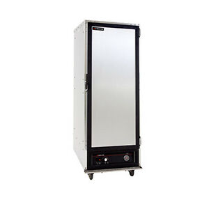 Cres Cor 131 ua 11d 11 Capacity Non Insulated Mobile Heated Cabinet