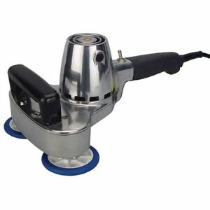 Cyclo Dual head 1 speed Professional Polisher Made In Usa cy 5pg