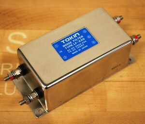 Tokin Lf 220 Noise Filter 250v Ac dc 20a Tv Ac 1500v Used