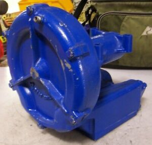 Rebuilt Eg g Rotron 1 1 4 Remote Drive Blower motorless 7 8 Dia Shaft