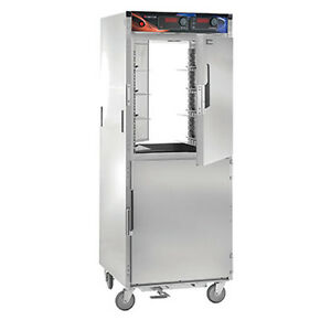 Cres Cor H 137 pwsua 12d Pass thru Mobile Heated Cabinet