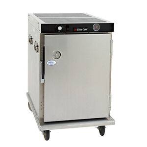 Cres Cor H 339 1813c Mobile Half Height Heated Cabinet