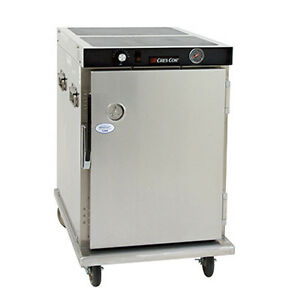 Cres Cor H 339 188c Mobile Half Height Heated Cabinet