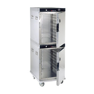 Cres Cor H 339 214c Mobile Stacked Heated Cabinet