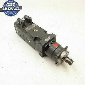 Siemens Servo Motor With Gear Box 1ft6041 4af71 3eg0 z new No Box