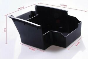 Car Center Console Armrest Storage Box Organizer Tray For Ford Kuga Escape 13 15