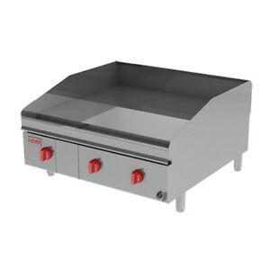 Lang 224zsd 24 Gas Countertop Griddle