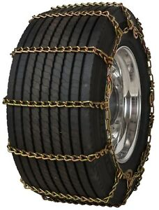 Quality Chain 3261lmc Super Single 8mm Link Cam Long Mileage Tire Chains Truck