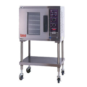 Lang Ecoh pp 9 Pan Capacity Electric 1 Deck Convection Oven