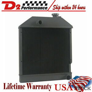 E9nn8005aa 4row Tractor Radiator For Ford New Holland 3230 3430 3930 4130 4630