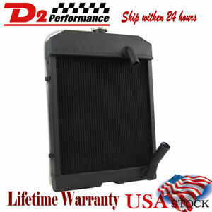 Radiator Naa Ford new Holland Tractor Nca8005 601 700 701 800 801 901 2000 4000