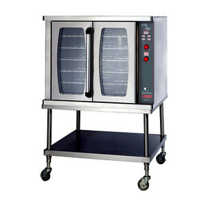 Lang Ecsf es1 Electric Chefseies 1 Deck Convection Oven