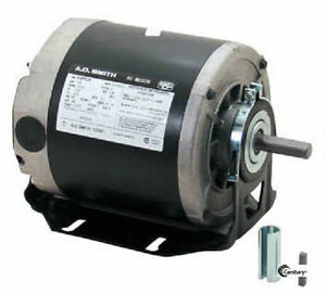 Gf2014 1 6 Hp 1725 Rpm New Ao Smith Electric Motor