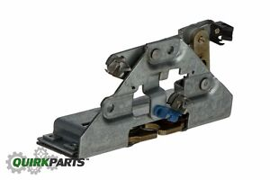 Mopar Genuine Front Left Side Full Steel Door Latch 1991 1995 Jeep Wrangler