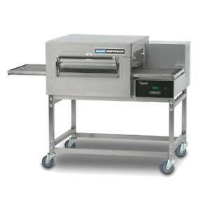 Lincoln 1116 000 u Natural Gas Express Single Deck Conveyor Pizza Oven