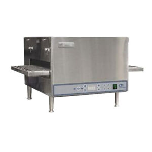 Lincoln 2501 4 1353 Electric Countertop Single Stack Conveyor Oven