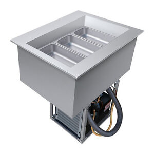 Hatco Cwb 1 One Pan Drop in Refrigerated Cold Food Well