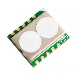 1pcs Temperature And Humidity Voc Tvoc Co2 Formaldehyde 5in1 Detection Sensor