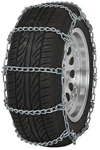 205 60 15 205 60r15 Tire Chains Regular Link Snow Traction Passenger Car