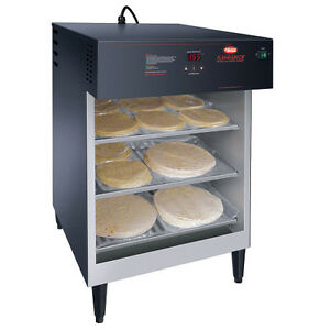 Hatco Fshach 3 Countertop Air Curtain Heated Display Cabinet With Humidity