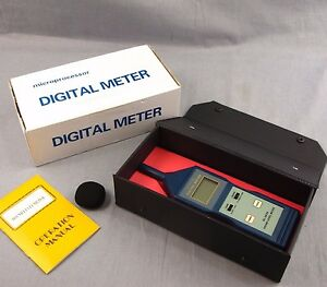 Digital Sound Noise Level Measure Meter Gauge Tester Sl 5826 Measure 130db
